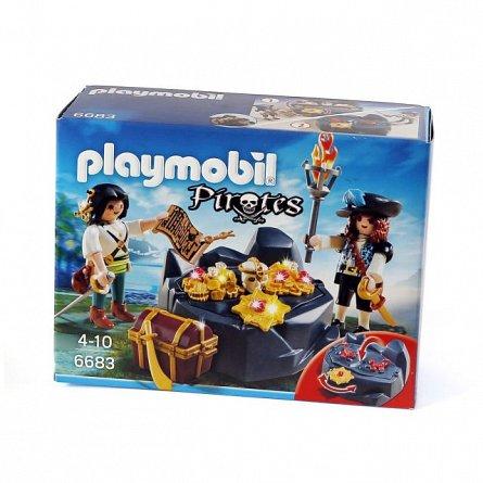 Playmobil-Descoperirea comorii