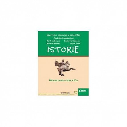 MANUAL CLS IV - ISTORIE - ZOE PETRE
