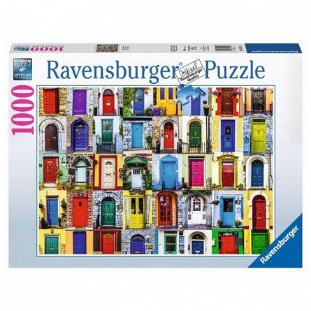 Puzzle Ravensburger - Usile lumii, 1000 piese