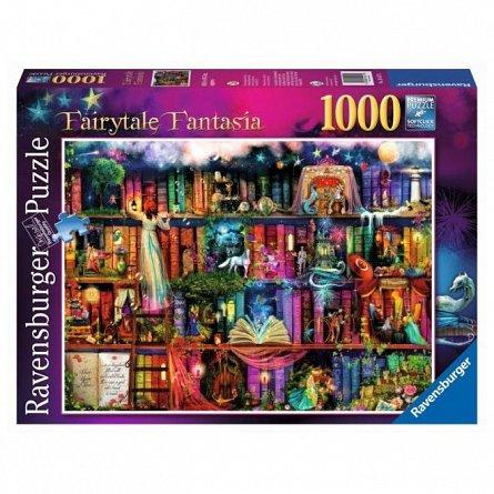 Puzzle Ravensburger - Basm, 1000 piese