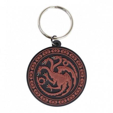 Breloc Silicon Game Of Thrones (Targaryeon)