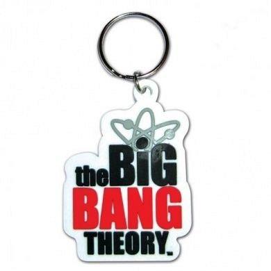 Breloc Silicon The Big Bang Theory - Logo