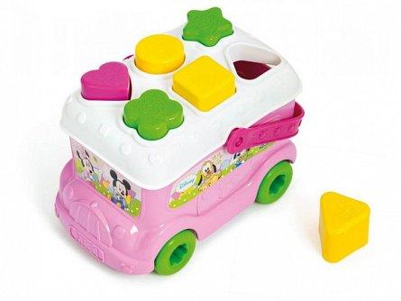 Autobuz Minnie,forme de sortat,Clemmy