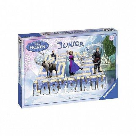 Joc Ravensburger - Joc labirint junior, Disney Frozen