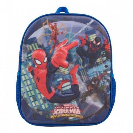 Ghiozdan 12.5'',3D,Spiderman