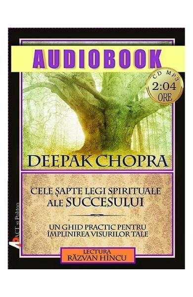 CD CELE SAPTE LEGI SPIRITUALE ALE SUCCESULUI