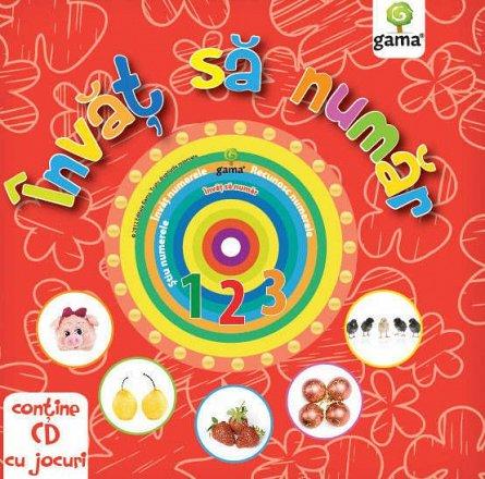 INVAT SA NUMAR. CARTI EDUCATIVE CU CD. 2016