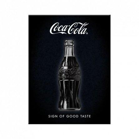 NA Magnet 14336 Coca-Cola Sign of Good Taste
