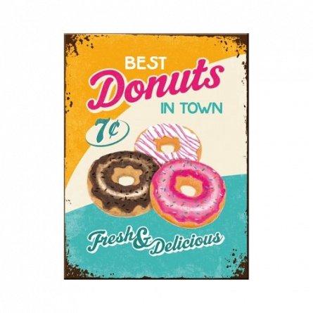 NA Magnet 14338 Donuts