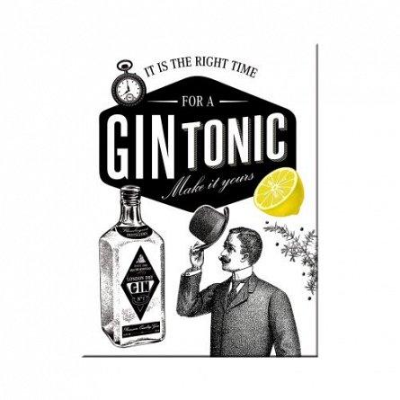 NA Magnet 14341 Gin Tonic