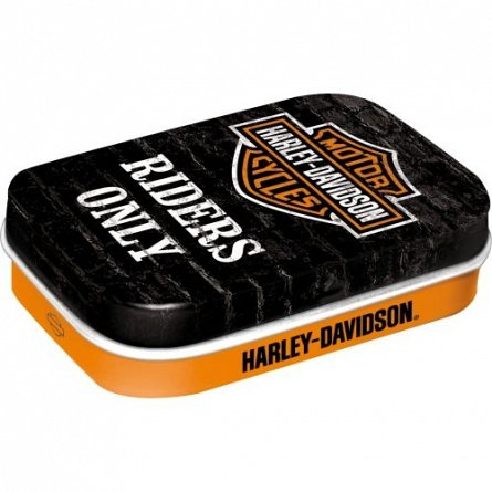 NA Cutie mica bomboane 81345 Harley-Davidson Parking Only