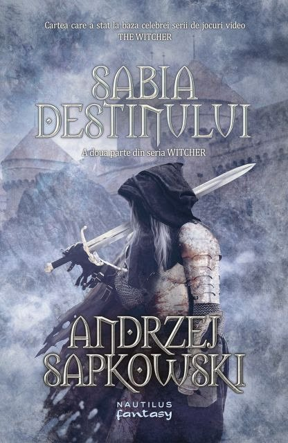 SABIA DESTINULUI (WITCHER, VOL 2)