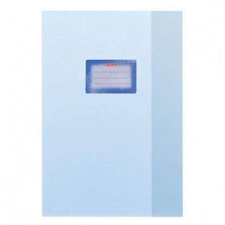 Coperta caiet A4,mata,albastru deschis