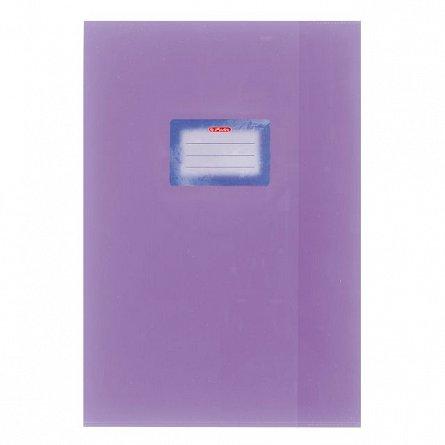 Coperta caiet A4,mata,violet