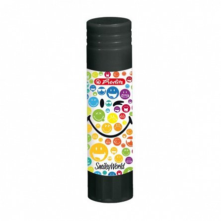 Lipici stick,21g,SmileyWorld Rainbow