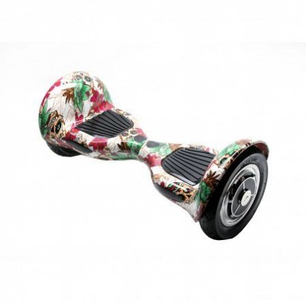 Hoverboard Smart Balance, OffRoad, Color Skull, Bluetooth, 350Wx2
