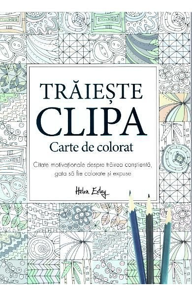 TRAIESTE CLIPA - CARTE DE COLORAT