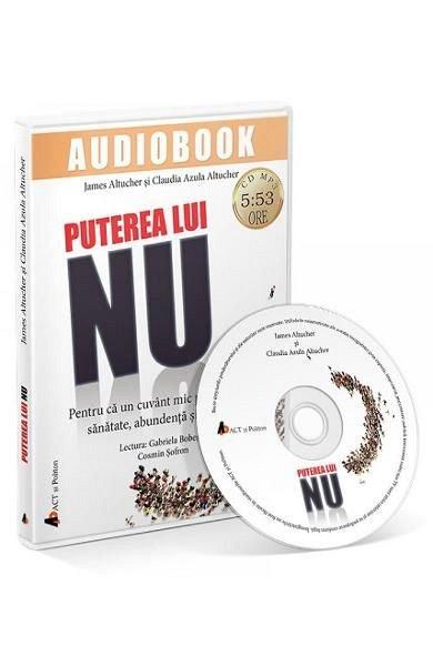 CD PUTEREA LUI NU