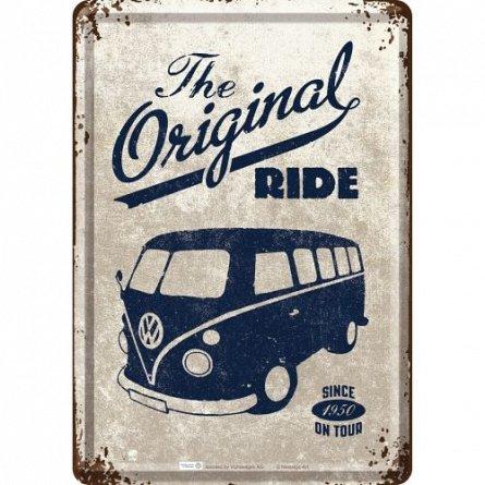 NA CARTE POSTALA 10226 VW BULLI-THE ORIGINAL RIDE
