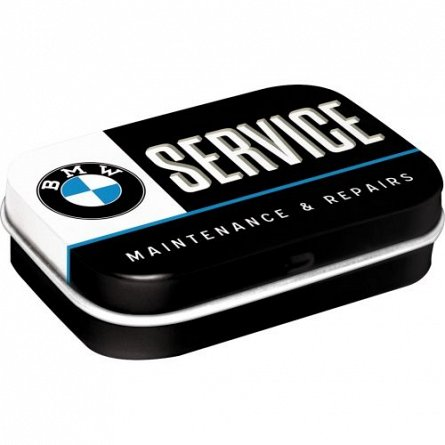 NA CUTIE MICA BOMBOANE 81337 BMW Service