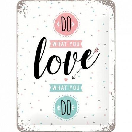 NA Placa 15x20 26202 Do what you love