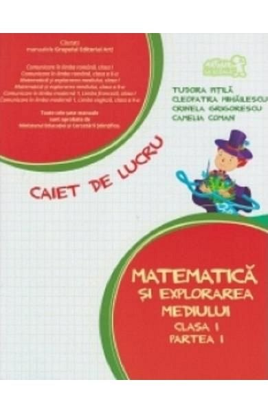 CLS I - MATEMATICA CAIET SEM 1