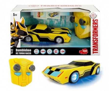 Masina RC,Transformers,1:24,Bumblebee