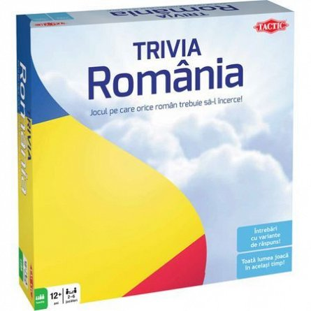 Joc Country Trivia Romania