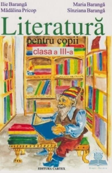 LITERATURA PENTRU COPII CLS. A III-A