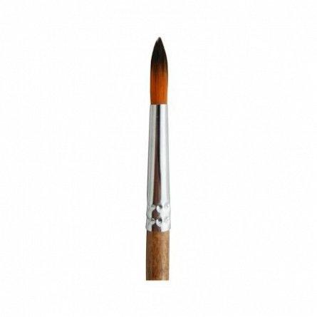 Pensula par sintetic,Pictor,rotunda,395/1