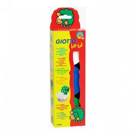 Plastilina Giotto Be-Be,100g,GAO