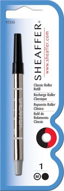 Rezerva Sheaffer pt roller,clasic,negrublist