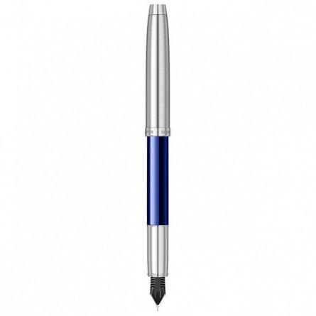 Stilou Sheaffer 100,crom albastru