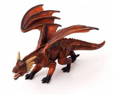 Figurina Mojo,Dragonul de foc