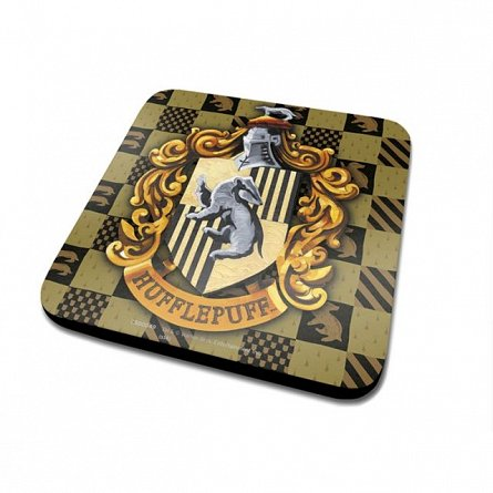 Suport Pahar Harry Potter (Hufflepuff Crest)