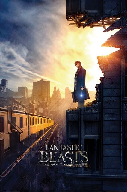 Poster Fantastic Beasts (Dusk),61X91.5cm