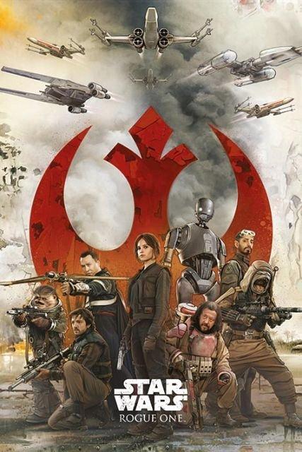 Poster StarWars RogueOne (Rebels), 61X91.5cm