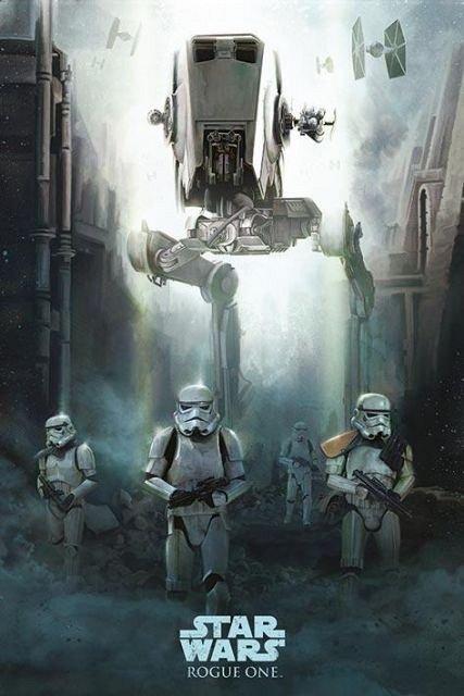 Poster StarWars RogueOne (StormtrooperPatrol),61X91.5cm