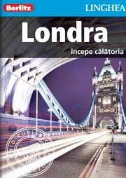 LONDRA - GHID TURISTIC BERLITZ, ED I
