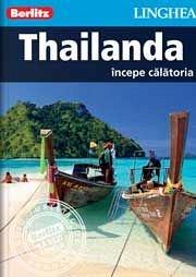 THAILANDA - GHID TURISTIC BERLITZ, ED I