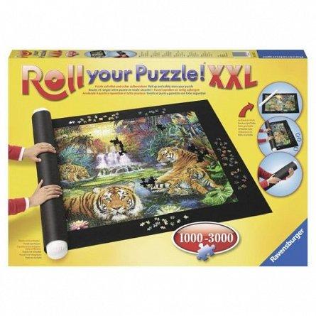 Suport pentru rulat Puzzle-urile Ravensburger XXL, pana la 1500 de piese,