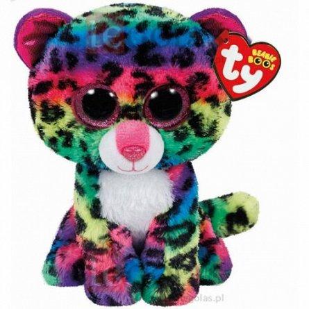 Plus TY Dotty,leopard multicolor,15cm