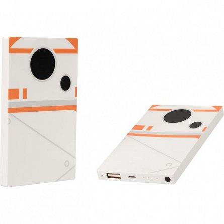 Baterie externa 4000mah Star Wars BB-8, 2A