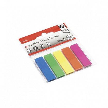 Index A-Series,12x44mm,5x25file,plastic