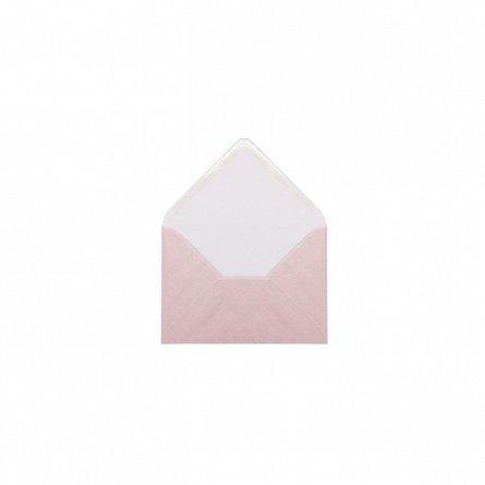Plic C6,114x162mm,roz deschis