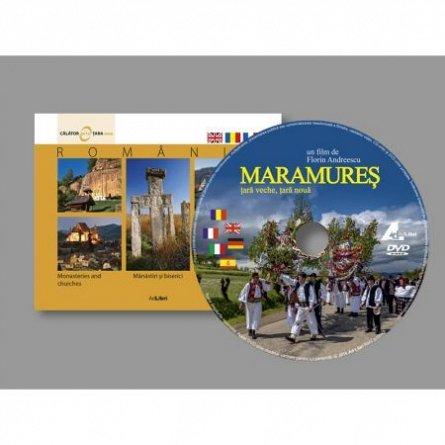 MANASTIRI + DVD MARAMURES, CADOU