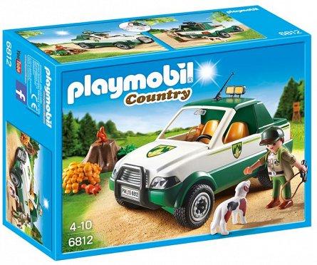 Playmobil-Masina padurarului