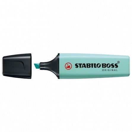 Textmarker Stabilo Boss,pastel,turcoaz