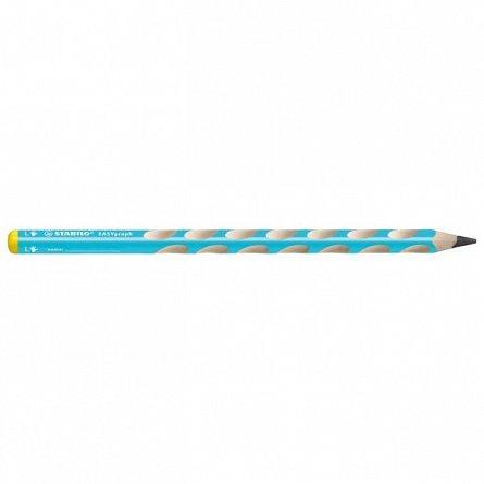 Creion grafit Stabilo Easygraph321,HB,L,bleu