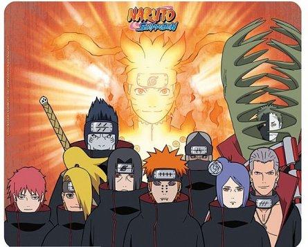Mousepad Naruto Shippuden Clan Akatsuki - ABYstyle